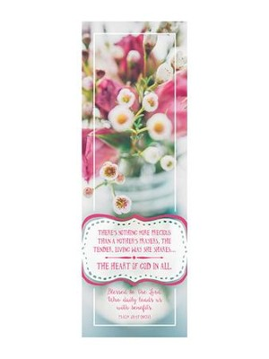 Heart of God (Psalm 68:19, NKJV) Bookmarks, Pack of 25  -