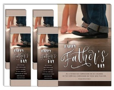 Father's Day Set-100 Bulletins with Matching Bookmarks   -