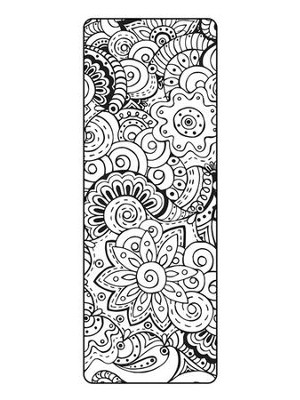 Peace of God (Philippians 4:7) Coloring Bookmarks, Pack of 25