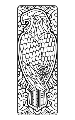 Father\'s Day (Isaiah 40:31) Coloring Bookmarks, Pack of 25
