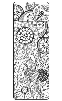 Mother's Day (Numbers 6:24-26) Coloring Bookmarks, Pack of 25  -