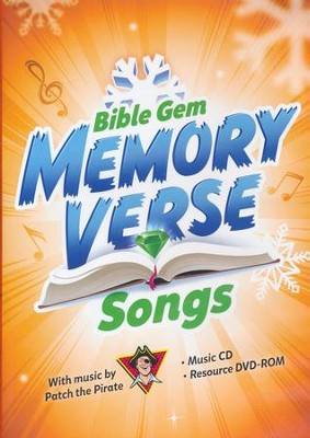 Operation Arctic VBS: Traditional Memory Verse Songs Leader Set   -