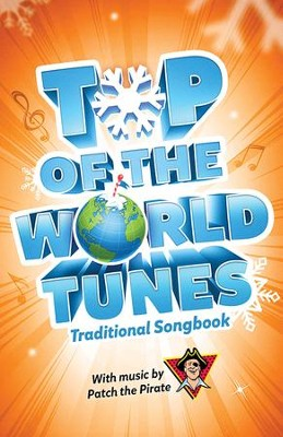 Operation Arctic VBS: Traditional Songbook (pack of 10)   -