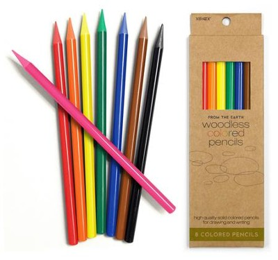 Woodless Colored Pencils (Set of 8)  -