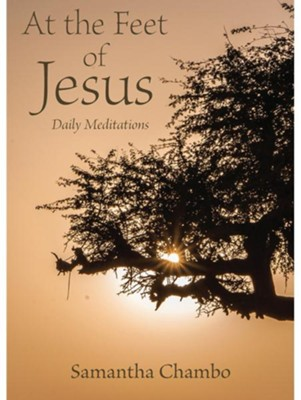 At the Feet of Jesus: Daily Meditations  -     By: Samantha Chambo