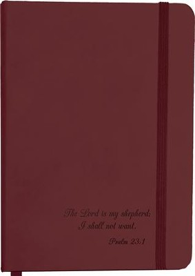 Psalm 23:1 Church Notebook  -