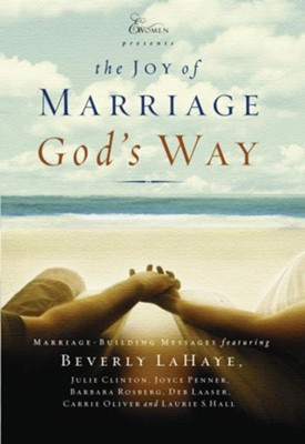 The Joy of Marriage God's Way - eBook  -     By: Beverly LaHaye, Julie Clinton