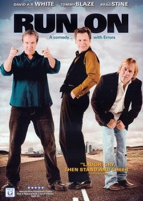 Run On, DVD   -     By: David A.R. White, Tommy Blaze, Brad Stine