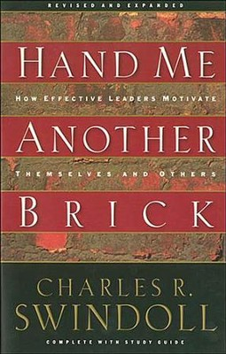 Hand Me Another Brick - eBook  -     By: Charles R. Swindoll