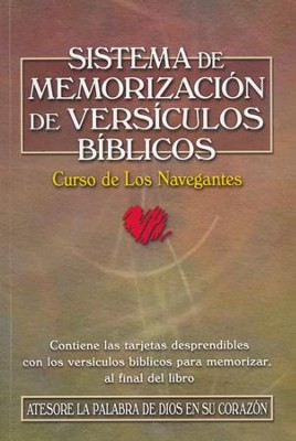 Sistema de Memorizacion de Versiculos Biblicos  (Topical Memory System)  -     By: The Navigators