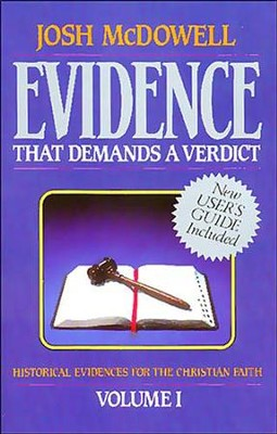 Evidence That Demands a Verdict, 1 - eBook  -     By: Josh McDowell