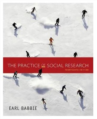 The Practice of Social Research, 14th edition   -     By: Earl R. Babbie