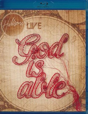 God Is Able, Blu-Ray  -     By: Hillsong Live
