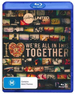 We're All in This Together, Blu-Ray    -     By: Hillsong Live
