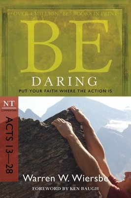 Be Daring - eBook  -     By: Warren W. Wiersbe
