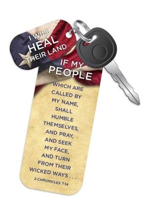 If My People (2 Chronicles 7:14, KJV) Truth Tag  -