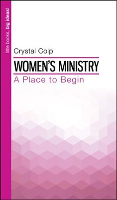 A Place to Begin  -     By: Crystal Colp