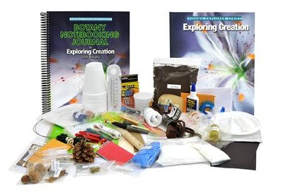 Exploring Creation with Botany Curriculum & Lab Mega Set (with Notebooking Journal)  -