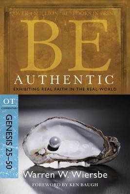 Be Authentic - eBook  -     By: Warren W. Wiersbe