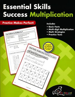 Essential Skills Success: Multiplication   -