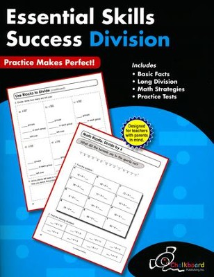 Essential Skills Success: Division   -