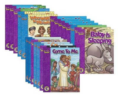 A Reason for Guided Reading: Emergent Library Book Set (22 Books)  -