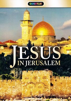 Jesus in Jerusalem, DVD   -
