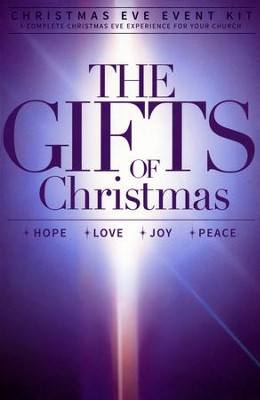 The Gifts of Christmas, Christmas Eve Event Kit   -
