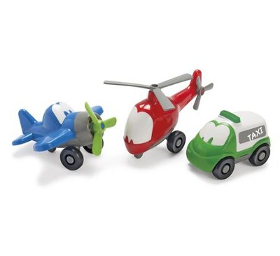 Fun Cars Travel Set  -