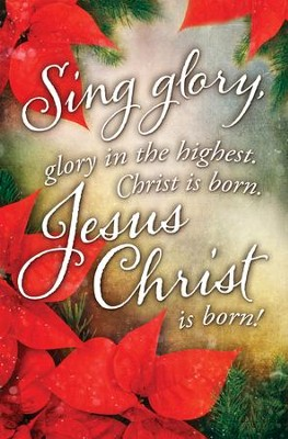 Sing Glory, Glory in the Highest Bulletins, 100  -