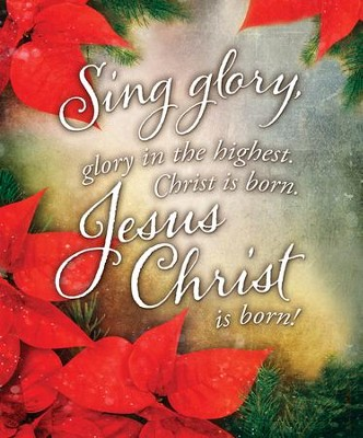 Sing Glory, Glory in the Highest Large Bulletins, 100  -