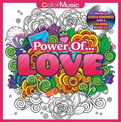 Power of Love - Color with Music   -