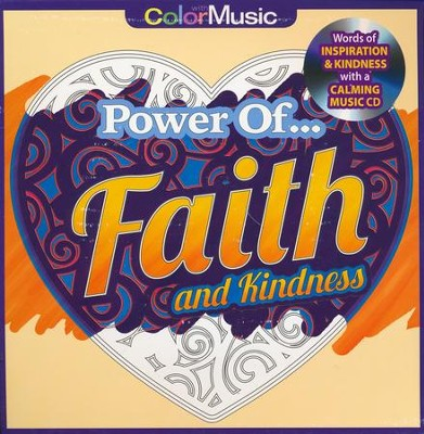 Power of Faith & Kindness - Color with Music   -