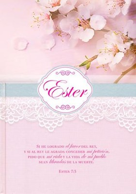 Diarios Mujeres de la Biblia: Ester  (Women of the Bible Journals: Esther)  -