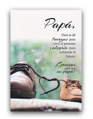 Tarjeta ¡Gracias por ser mi Papá!, Salmos 1:2-3  (Thanks for being my Dad! Card, Psalms 1:2-3)  -