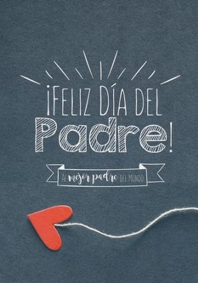 Tarjeta !Feliz Dma del Padre! Jer. 17:7-8  (Happy Father's Day Card, Jer. 17:7-8)  -