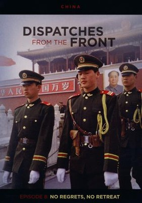 Dispatches from the Front #8: No Regrets, No Retreat, DVD   -