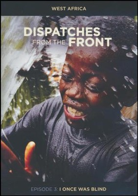 Dispatches from the Front #3: I Once Was Blind, DVD   -