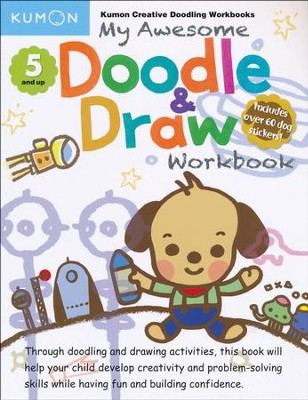 My Awesome Doodle & Draw Workbook   -