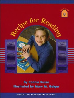 Recipe For Reading Workbook 8   -     By: Frances Bloom, Nina Traub