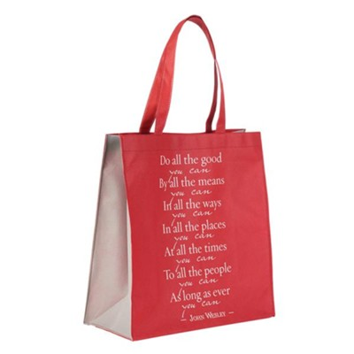Do All The Good You Can Tote  -