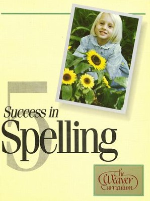 Success In Spelling, Level 5   -     By: Alpha Omega