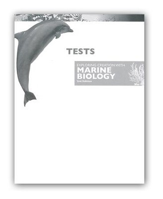 Exploring Creation with Marine Biology Tests (2nd Edition)  -     By: Sherri Seligson