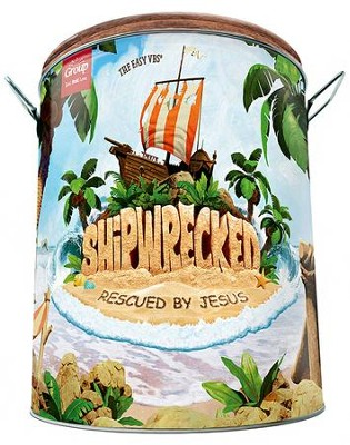 Shipwrecked Ultimate Starter Kit - Group Easy VBS 2018   -