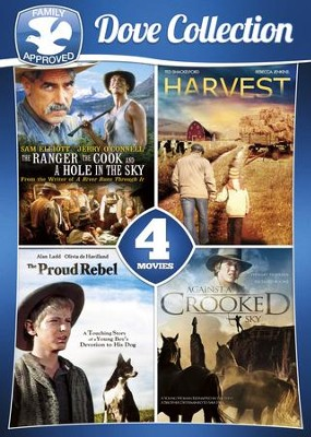 4-Movie Dove Collection Volume 3, DVD   -