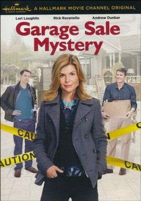 Garage Sale Mystery, DVD   -