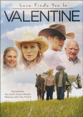 Love Finds You in Valentine, DVD   -