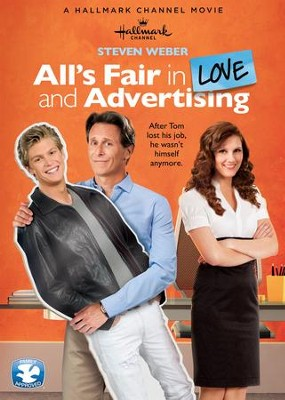 All's Fair in Love and Advertising, DVD   -