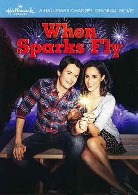 When Sparks Fly, DVD   -
