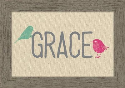 Grace Framed Canvas  -